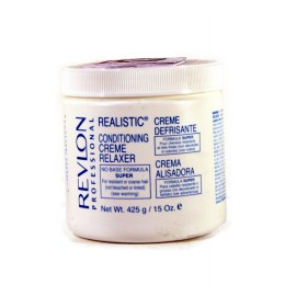 Revlon Professionnal Realistic  Conditioning creme relaxer - Formula super