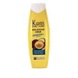 Les Karités Bain douche crème évasion - Bath and shower cream