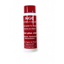 MGC Extra Clear beauty care milk vitaminized with plants