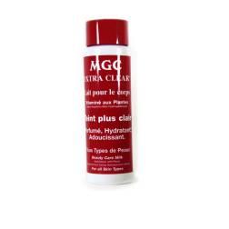 MGC Extra Clear Lait corporel éclaircissant vitaminé aux plantes