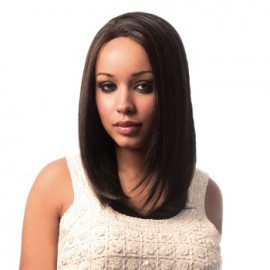 Sleek Spotlight lace front wig DAINTY