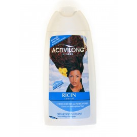 Activilong smoothing shampoo castor oil