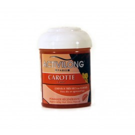 Activilong regenerating hair dress pomade Carrot