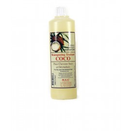 M.G.C treatment shampoo with coconut oil