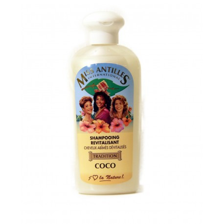 Shampooing Revitalisant Coco