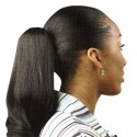Sleek eZ Ponytail YAKI KNOT