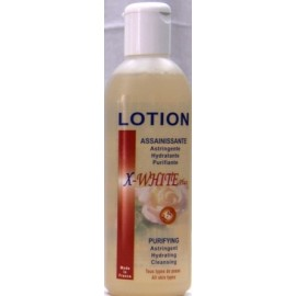 X-WHITE Plus purifying lotion