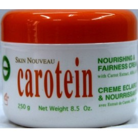 Carotein nourishing and fairness cream