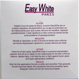 Easy White Paris - Savon gommant