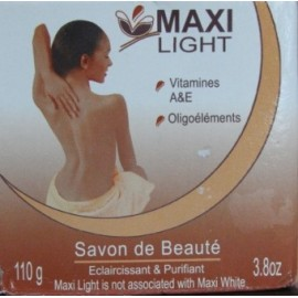 Maxi Light Beauty soap