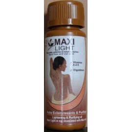 Maxi Light - Lightening and purifying oil