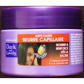 Dark and Lovely - Anti-casse - Beurre capillaire