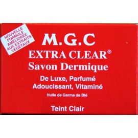 M. G. C EXTRA CLEAR  dermic soap