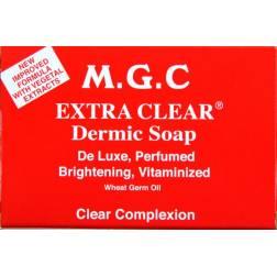 M. G. C EXTRA CLEAR savon dermique aux extraits végétaux