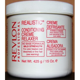Revlon Professional Realistic conditioning creme relaxer - mild strength