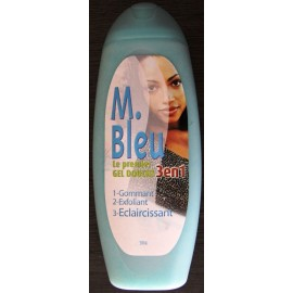 M Bleu shower gel 3 in 1