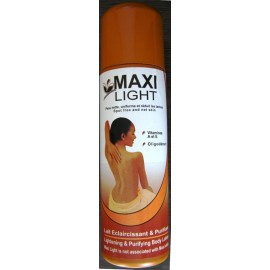 Maxi Light lightening and purifying body lotion