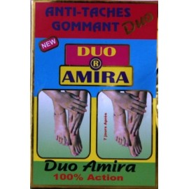 Duo Amira anti taches gommant