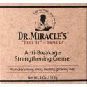 Dr. Miracle's Anti-breakage Strengthening Creme - Crème anti-casse et renforçante