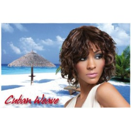 Sleek Crazy 4 Curls CUBAN WEAVE