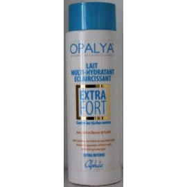 Opalya Multi-hydrating and whitening concentrate lotion extra intense