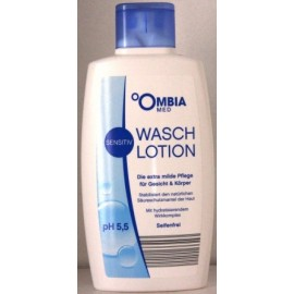 OMBIA MED Waschlotion - Sensitiv - blue