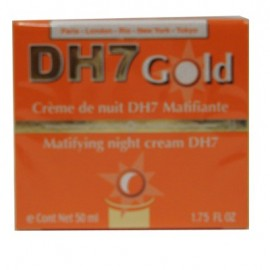 DH7 Gold Matifying night cream
