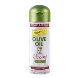 ORGANIC ROOT Stimulator Olive Oil Crème de polissage pour cheveux