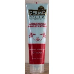 Dermo Evolution Masque glacial remodelant et nettoyant