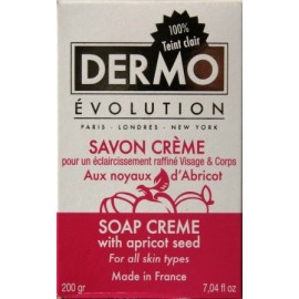 Dermo Evolution soap creme