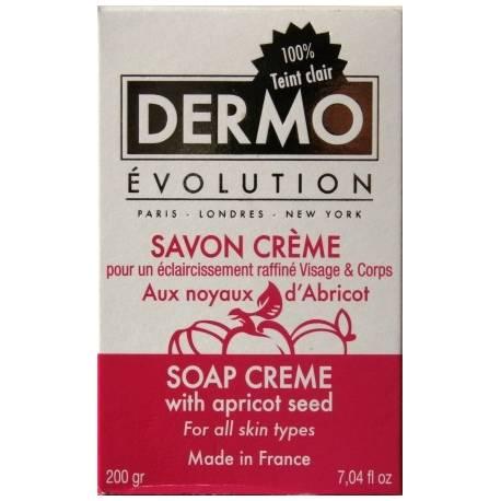 Dermo Evolution savon crème