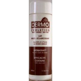 Dermo Evolution body milk - rose hips oil