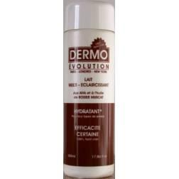 Dermo Evolution lait multi-éclaircissant - huile de rosier muscat