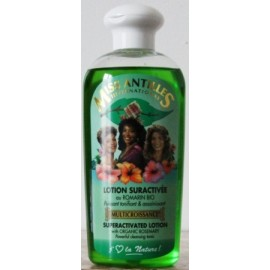 Miss Antilles International Lotion Suractivée MULTICROISSANCE