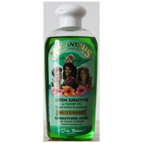 Miss Antilles Superactivated Multicroissance lotion