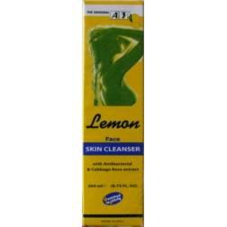 A3 Cosmetic Lemon Face skin cleanser - lotion nettoyante pour le visage Dermopurifiante