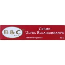 B&C Paris Crème ultra éclaircissante