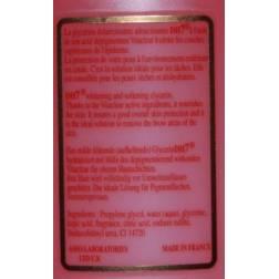 DH7 rouge glycérine éclaircissante adoucissante