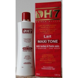 DH7 Rouge lightening body lotion  Maxi Tone