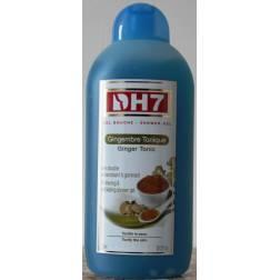 DH7 Rouge Gel douche éclaircissant & gommant gingembre tonique