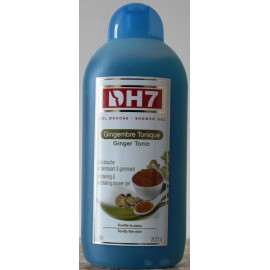 DH7 Rouge Whitening and exfoliating shower gel Ginger tonic