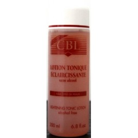 CBL lightening tonic lotion alcohol free