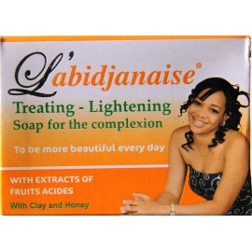 L'Abidjanaise treating lightening soap