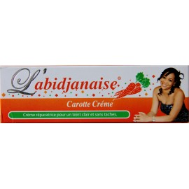L'Abidjanaise carrot cream