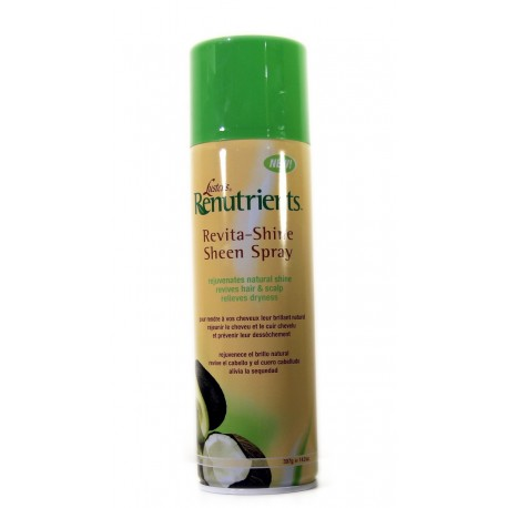 Spray Brillance Cheveux