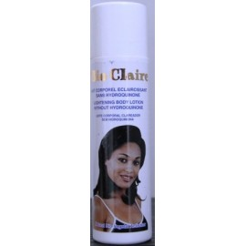 Bio Claire Lightening body lotion