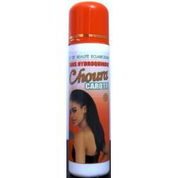 Choura carotte lightening body milk