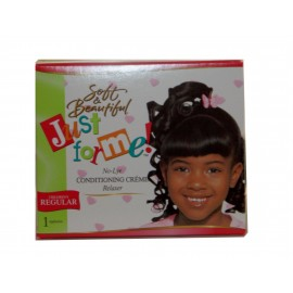 Just for me - Défrisant sans soude pour enfants - regular