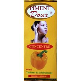 Piment doux concentrated