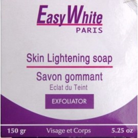Easy White Paris - Skin Lightening soap Exfoliator
